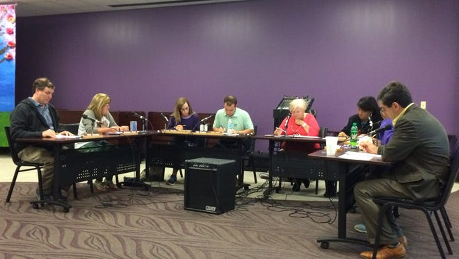 The Milan Special School Board meets in April to vote on a new director of schools. The board is still searching for a director after its first two choices fell through.