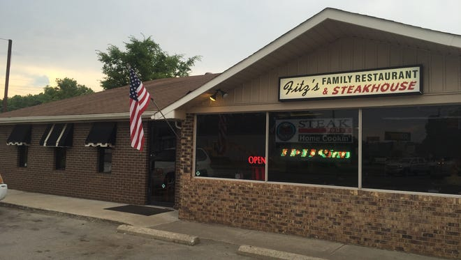 Fitz's Family Restaurant and Steakhouse has changed owners and grown, but the customer service and home-cooked food hasn't changed.