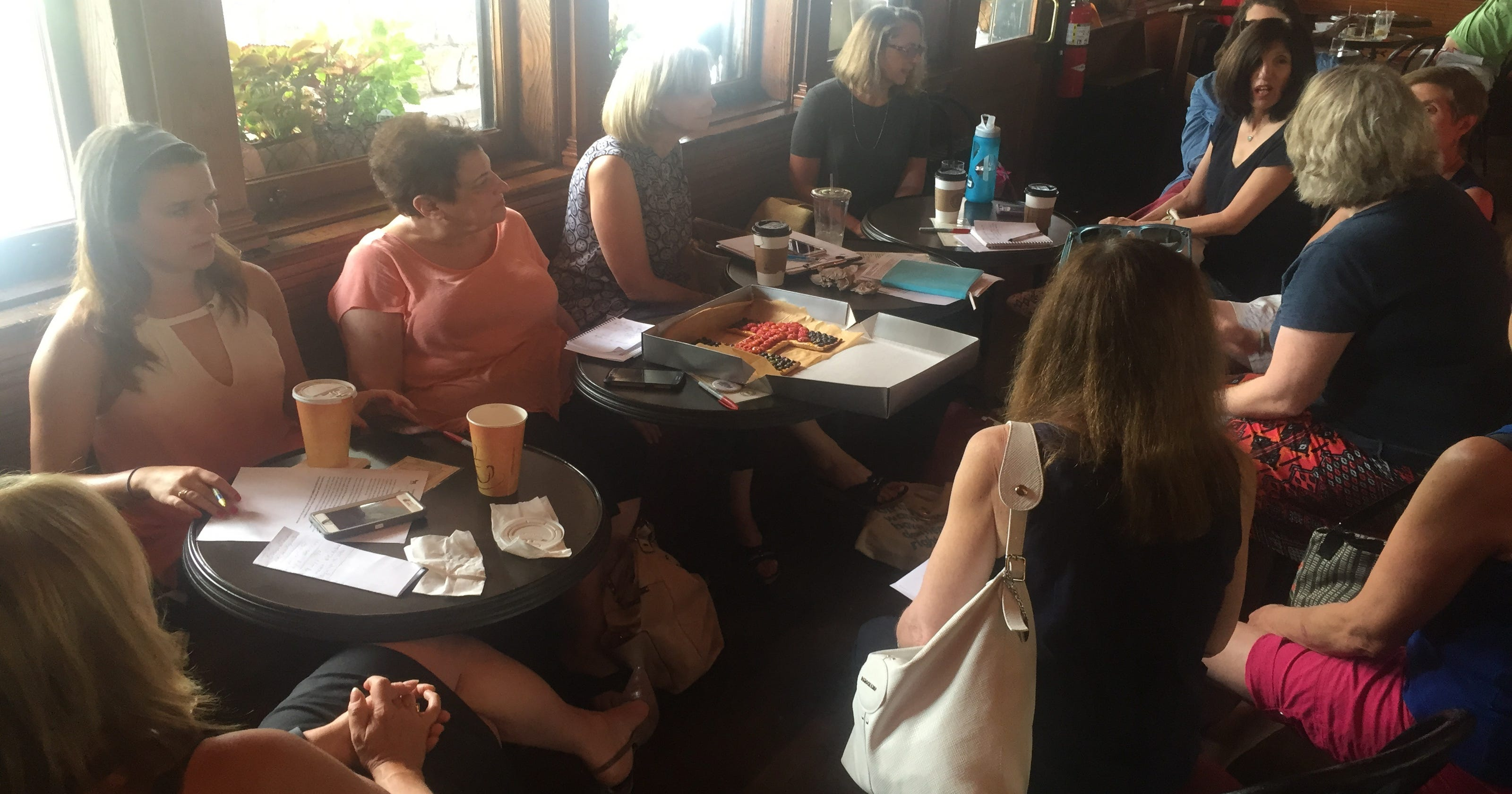 Restaurant Ideas Westchester 2020 Chappaqua's 'Friends of Hillary' ready for Democratic convention
