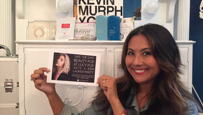 Win $100 worth of beauty products from Lucy Pop salon!