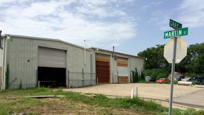 Diskin Cider is planned for 1235 Martin St. in Wedgewood-Houston.