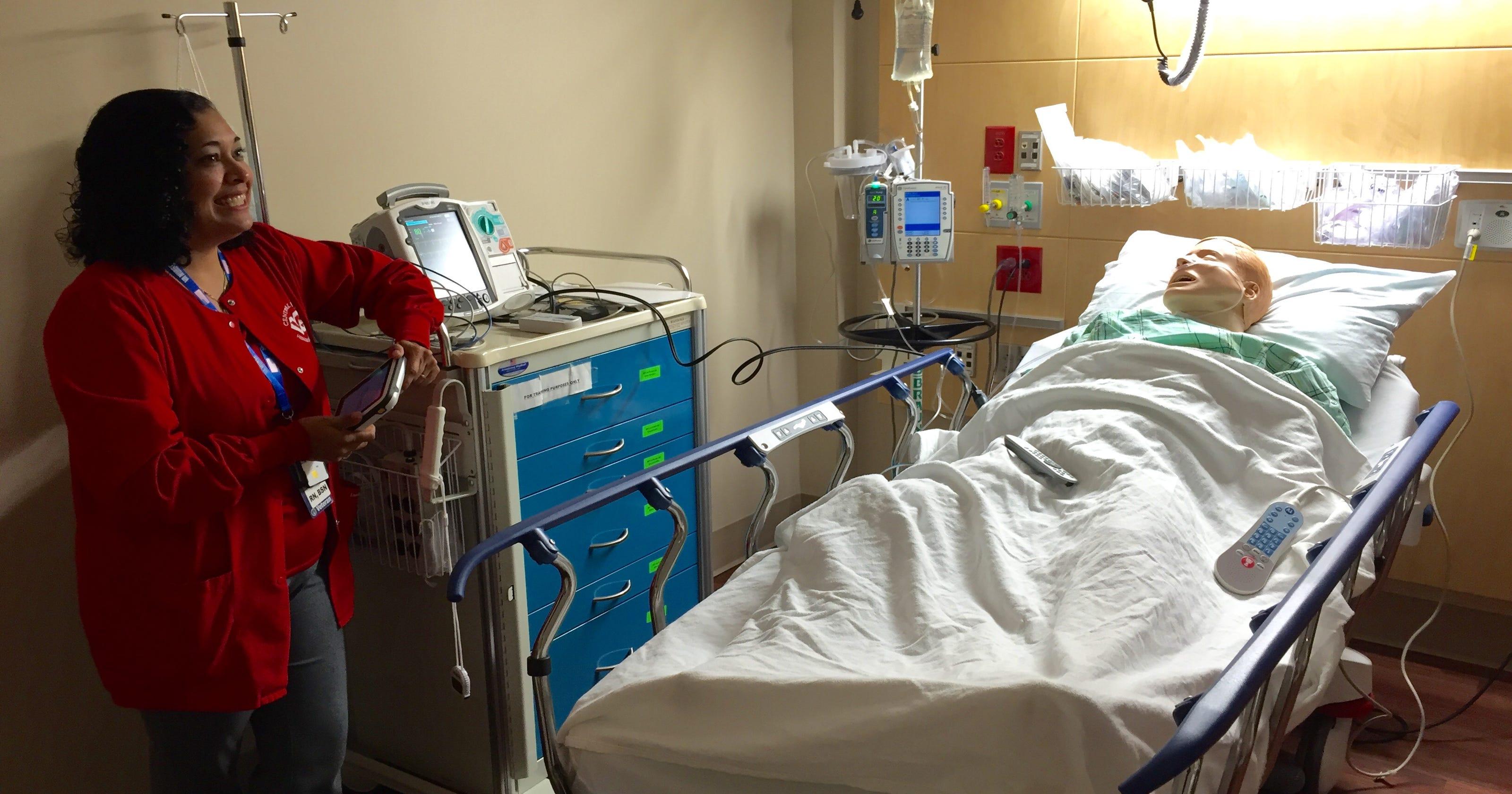 Des Moines VA hospital unveils new emergency department