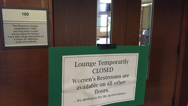 MSU's women's study lounge is currently being converted into all-student study lounge. The space is expected to reopen before the state of the fall semester.