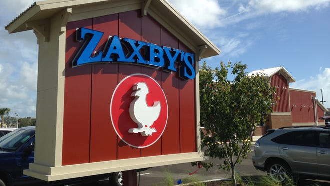 Zaxby's chicken on Monday opened its first Brevard County location, at the Pineda Landings shopping plaza in Suntree.