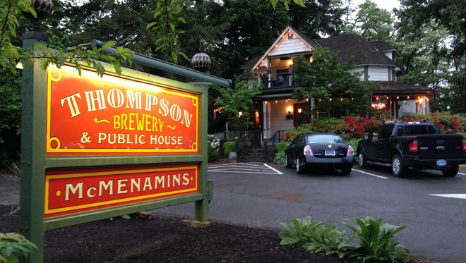 McMenamins Thompson Brewery & Public House, at 3575 Liberty Road S, will host its annual Barley Cup Brewfest June 10.