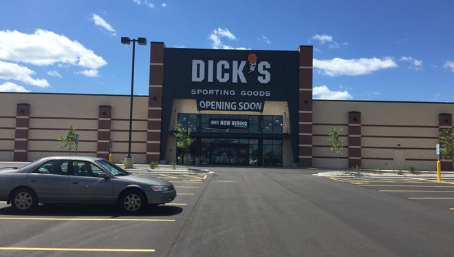 Dick's Sporting Goods will open in mid August in Rib Mountain.