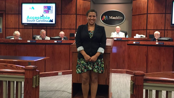 Keira Kitchings is Mauldin's new Cultural Affairs Coordinator.