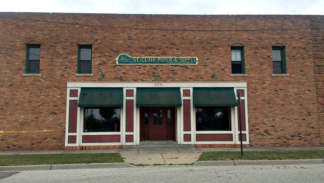 Gerry and Mino Kramer are planning on transforming the old St. Clair Paper and Supply building into residential lofts in the next year.