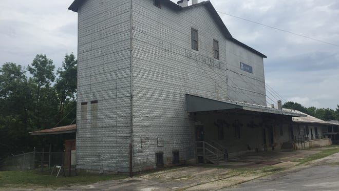 The mill in Ozark is owned by Johnny Morris and currently sits unused.