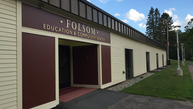 The Folsom Education and Community Center in South Hero serves students through eighth grade.