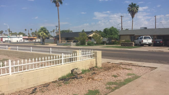 Police connected a July shooting in the 3000 block of Oak Street to a serial killer in west Phoenix.