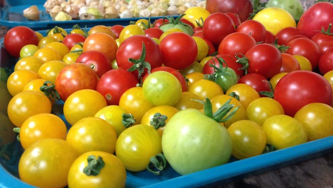 Follow food safety principles for a healthy harvest.