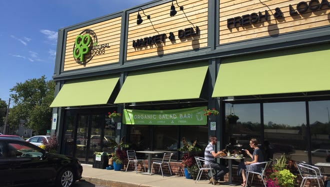 The Co-op Natural Foods in Sioux Falls.