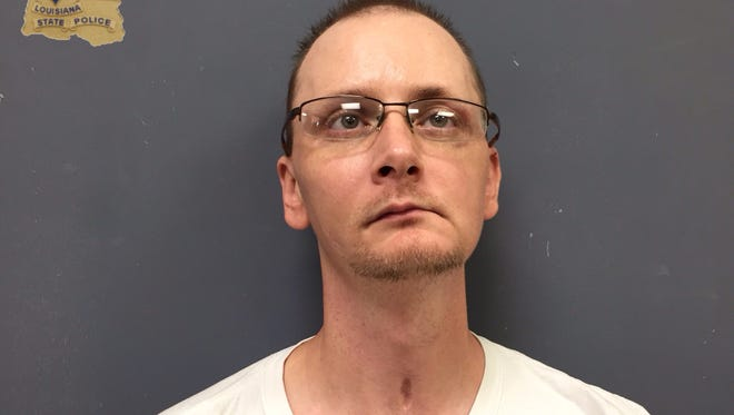 Kevin Liker was arrested Friday and booked into Bayou Dorcheat Correctional Center in Webster Parish.