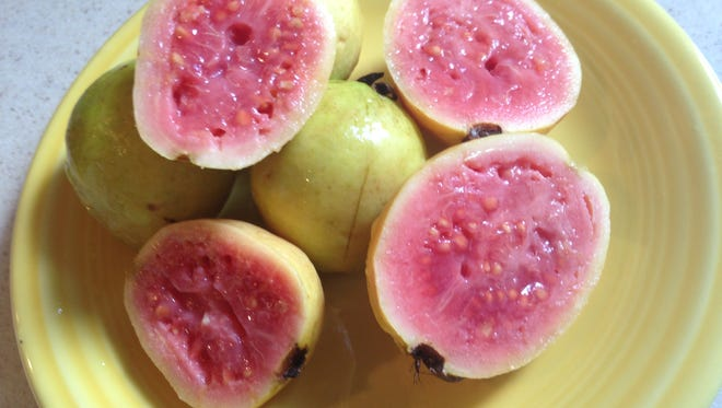 Apple guavas are used to make guava butter in this week's Farm to Fork.