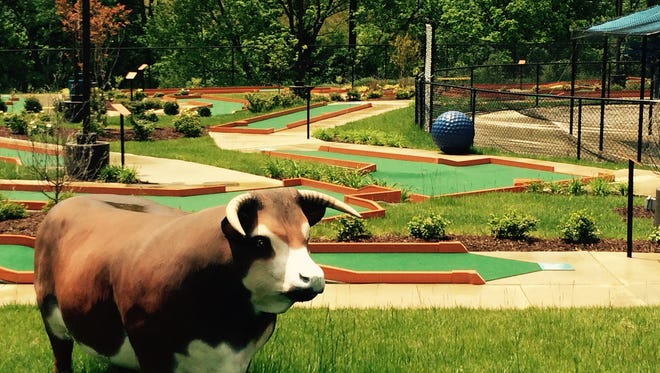 "The Putt-Putt Fun Center in Woodfin, now called ""Play Staytion,"" could open over the Labor Day weekend."