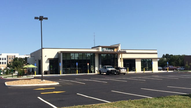 Panera Bread opened a free-standing store with drive-thru at 4100 S. Campbell Ave. in Sept. 2015. A similar new store on East Sunshine is to open by the end of 2016.
