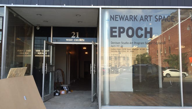 The Newark Art Space, one component of the new Thirty One West development.