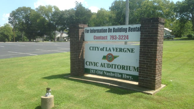 The La Vergne government  has plans to build a new Fire Station 1 with six bays that would also serve as a Fire Department Headquarters and be built on Civic Auditorium property on Old Nashville Highway.