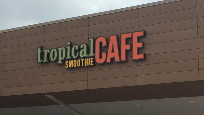 Tropical Smoothie Cafe in West Manchester is one of two Tropical Smoothie Cafe locations in York County. Neither has been affected by the hepititis A outbreak in Virginia.