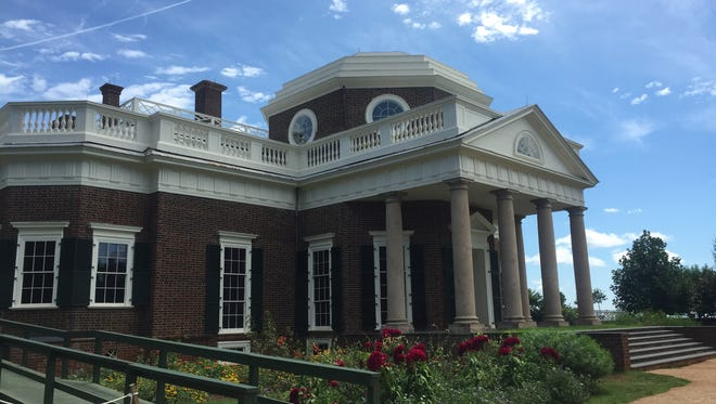 Thomas Jefferson's home at Monticello in the Shenandoah region of Virginia is home to many wineries. Jefferson prided himself on producing fine wine.
