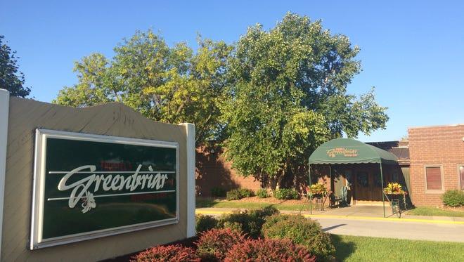 Trostel's Greenbriar is at 5810 Merle Hay Road in Johnston.