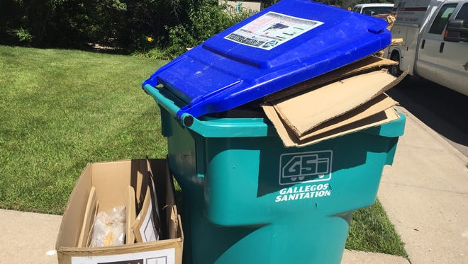 Recycling services must be offered to all Fort Collins businesses by 2020 under new regulations approved Tuesday by the City Council.