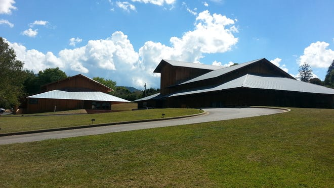 HART's new Fangmeyer Theater allows the playhouse to be open all through tourist season.