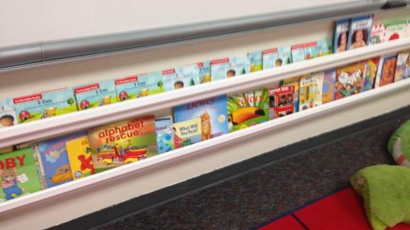 Tips To Make Rain Gutter Bookshelves For Your Classroom