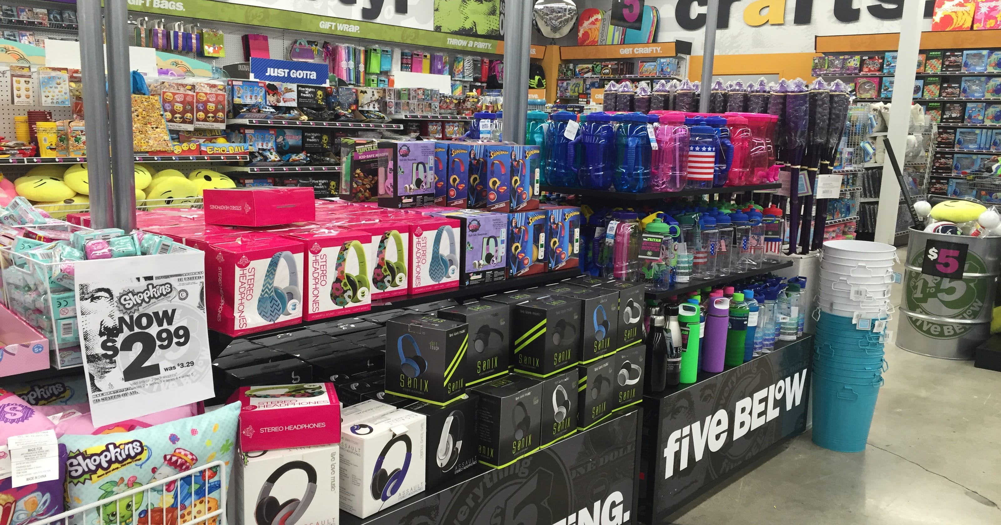 New Thrifty Store Five Below Coming To Stuart