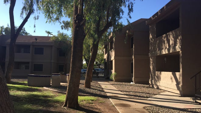 A man was found dead of a gunshot wound in an apartment near 63rd Avenue and Thomas Road on Sept. 13, 2016, according to Phoenix police.