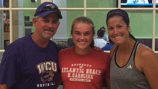 Madison sophomore Savannah Rice has committed to play college softball for Western Carolina University.