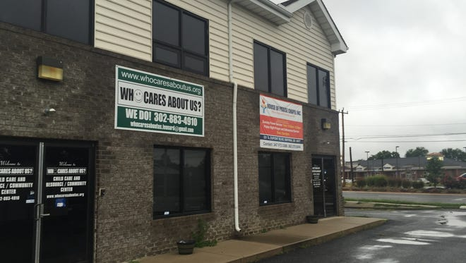 Offices of Who Cares About Us and GettingLive Entertainment sit off of U.S. 13 in Smyrna. The owner of both is the target of a drug investigation by multiple federal authorities.