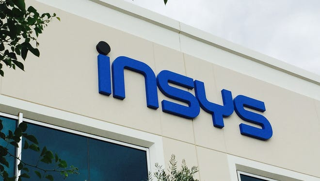 Insys Therapeutics Inc. announced Wednesday that John Kapoor will resign as president and CEO after the board names a successor.