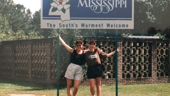 Welcome to Mississippi, 1997.