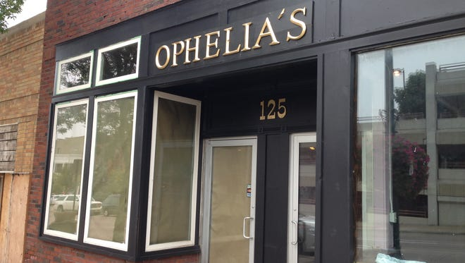 Mark Ofuri is opening Ophelia's, which is named after his wife.