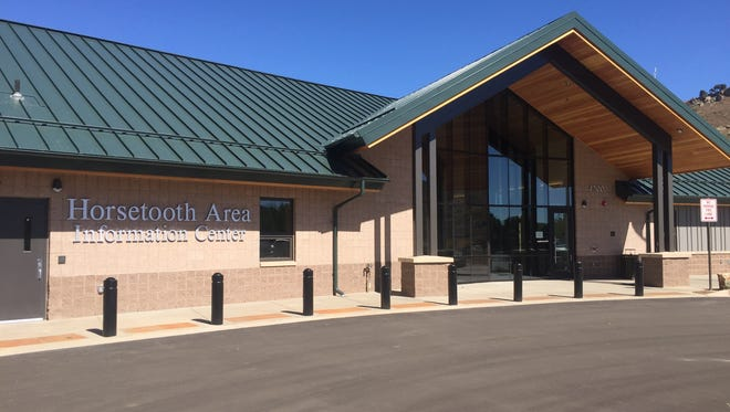 The Horsetooth Area Information Center at Horsetooth Reservoir's South Bay is open 9 a.m. to 4 p.m. seven days a week.