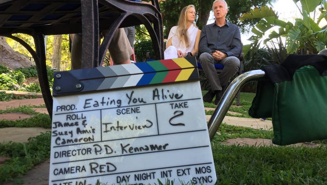 """The documentary """"Eating You Alive"""" debuts Tuesday, Oct. 4, at Seaholm High School."""