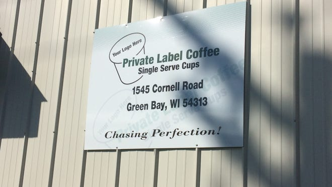 The fire at Private Label Coffee at 1545 Cornell Road started inside a coffee roaster. The roaster's chimney contained a build-up of creosote. No one was injured.