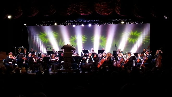 The Southern Nevada Symphony Orchestra will be performing music from West Side Story in honor of Leonard Bernstein at the CasaBlanca Resort and Casino on Feb. 24th
