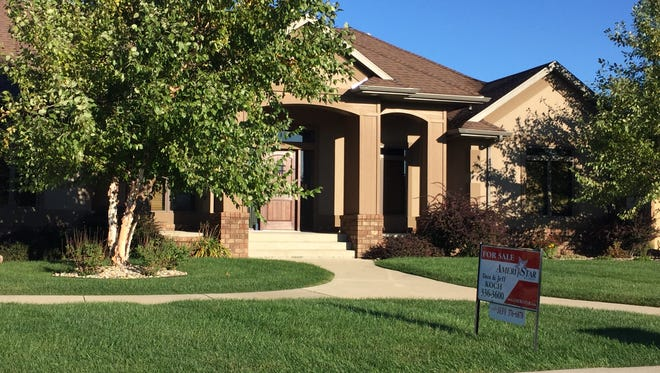 Home sales in Sioux Falls increased 26 percent in September.