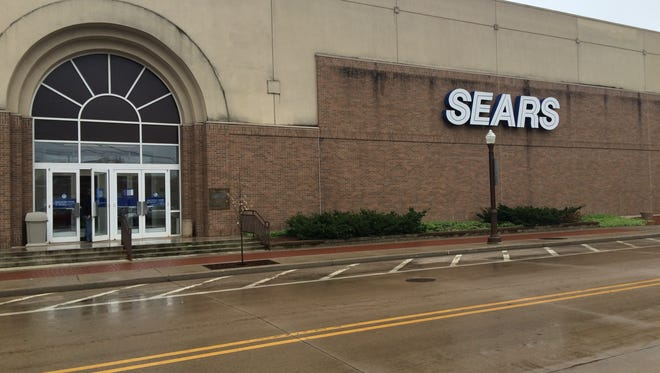 The former Sears location in Wausau Center mall.