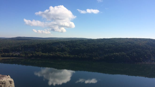 Devil's Lake covers about 360 acres.