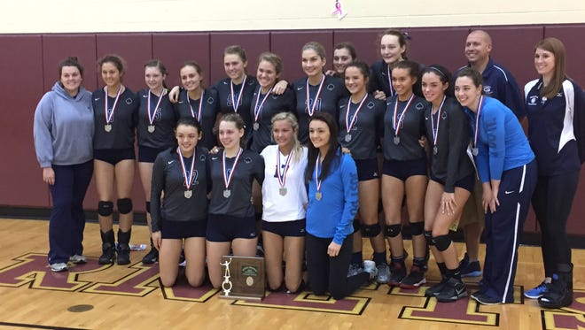 Granville finished 23-3 and as Division II district runnerup Saturday at Licking Heights.