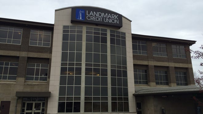 Wisconsin credit unions saw a boost in lending and earnings in the first three quarters of 2016. New Berlin-based Landmark Credit Union is Wisconsin's largest credit union.
