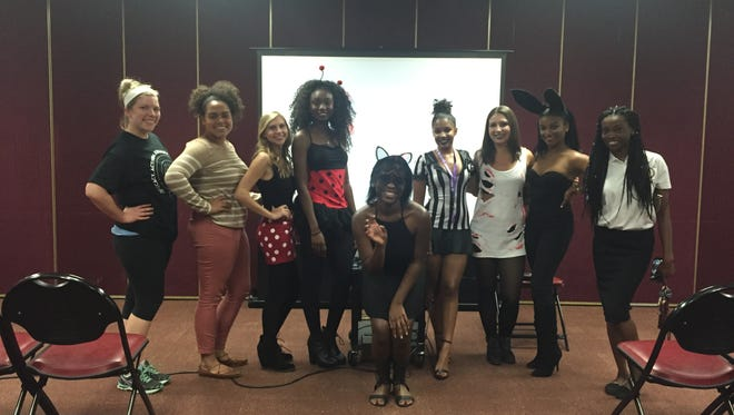 Headed by the Women Student Union, Slut-o-ween examined slut-shaming culture, particularly around Halloween and costumes.