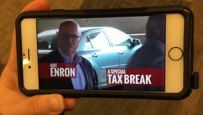 Lt. Gov. Eric Holcomb's campaign released new ads on his Democratic opponent, John Gregg.