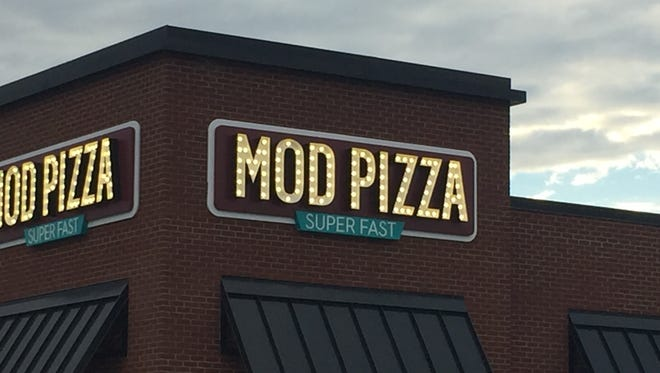 MOD Pizza, a Seattle-based pizza chain, will open its newest York County location on Nov. 15.