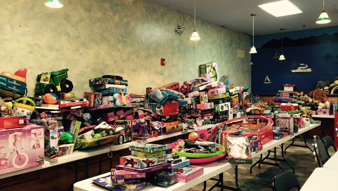 Give Back Friday will include a toy drive from 10 a.m. to 2 p.m. Nov. 25 at the Mirabito convenience store on the Vestal Parkway, followed by an evening reception at Relief Pitcher on Conklin Avenue in Binghamton.