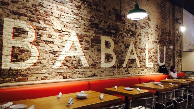 Babalu is located at 412 S. Gay St., Knoxville.